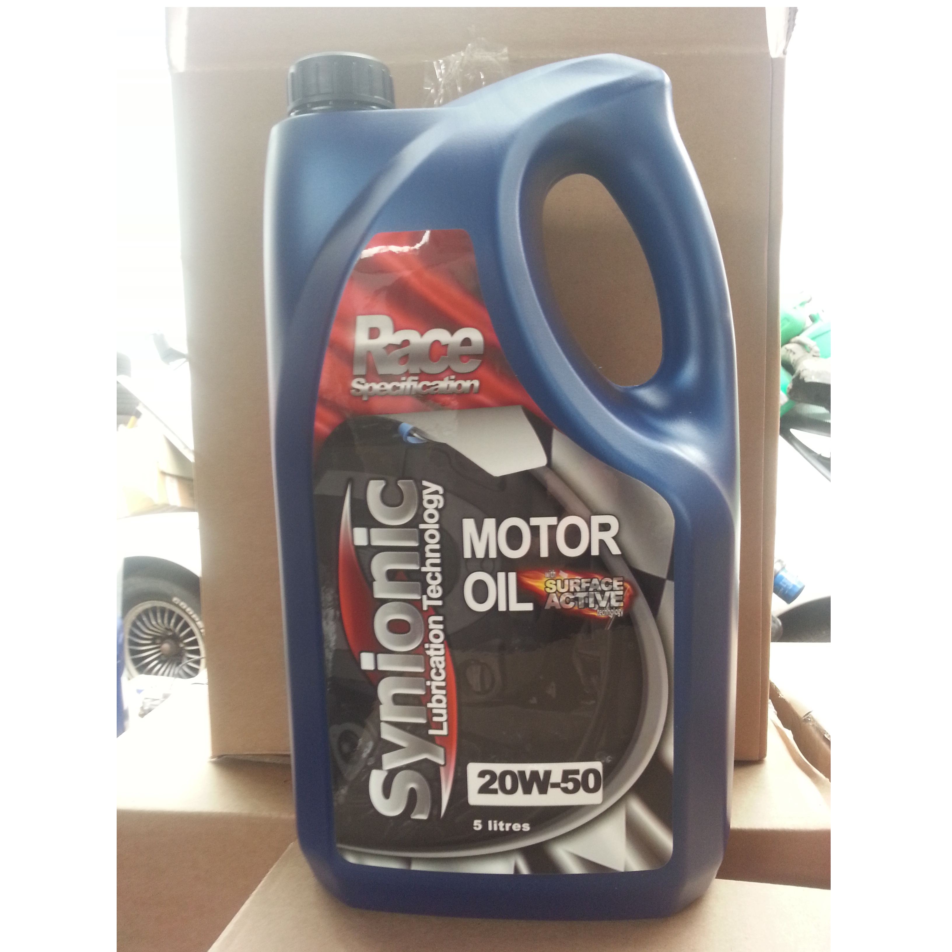 20W50 Race Spec Engine Oil